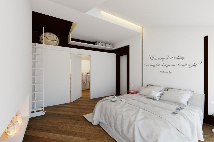 Piccola bottega di architettura interni architetto for Architetto di interni roma